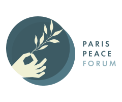 Paris Peace Forum logo