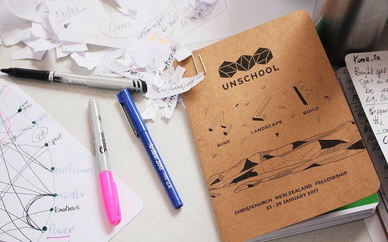 Unschooling Notebook
