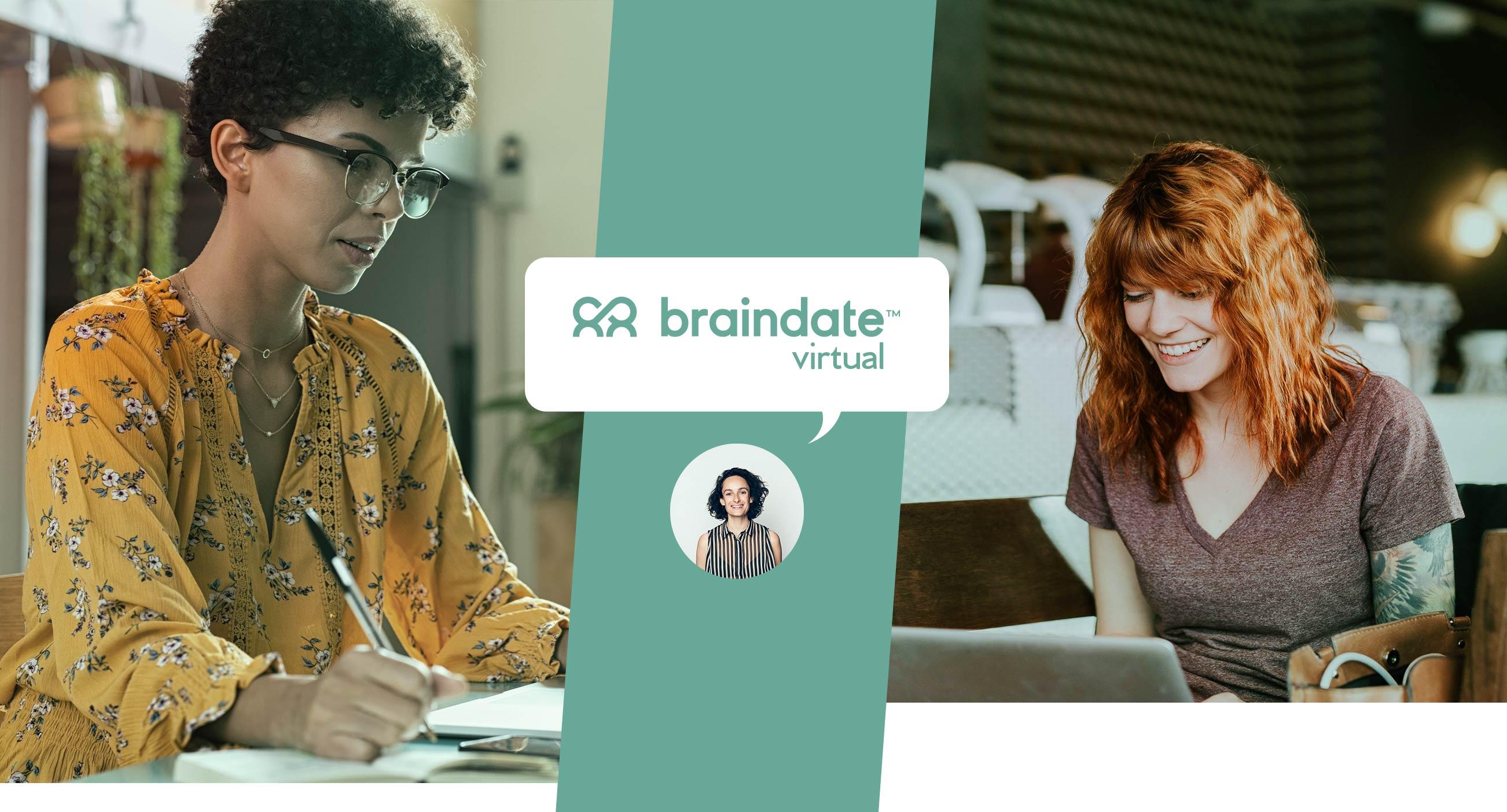 Virtual Braindates