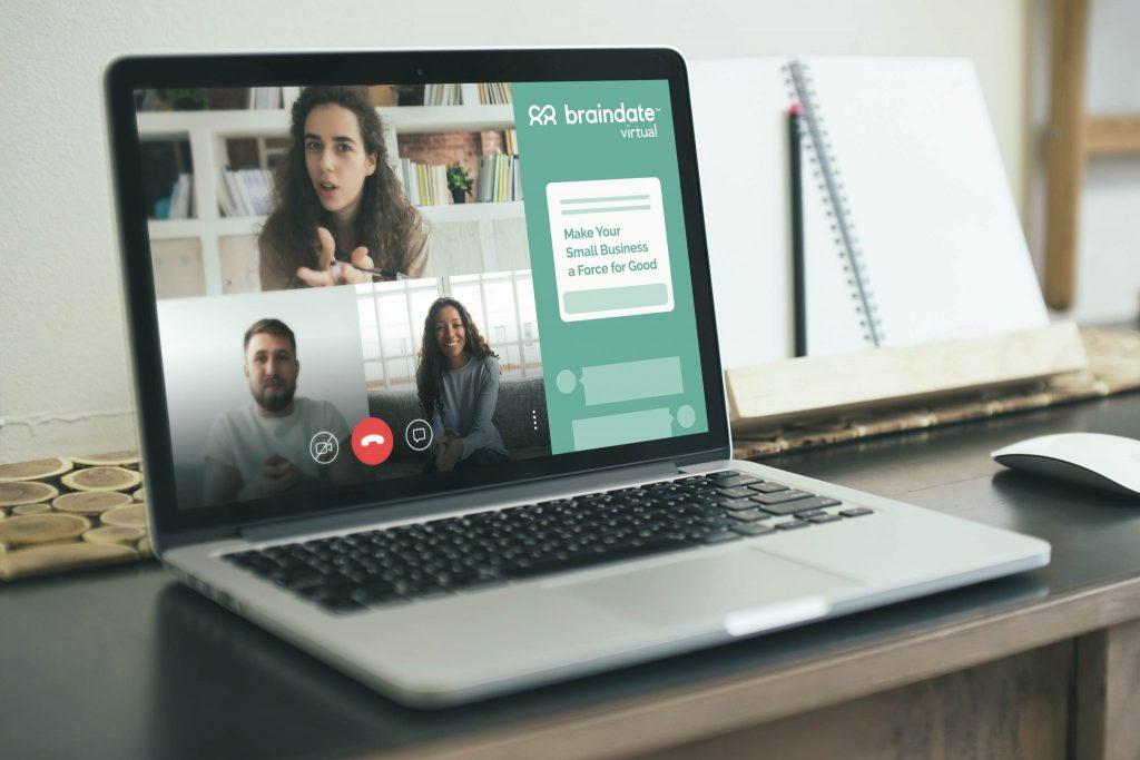 Virtual Braindate Platform