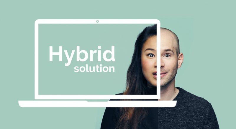 Hybrid Braindate